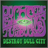 Psychotic Turnbuckles - Destroy Dull City