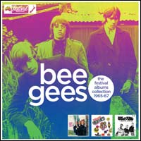 The Bee Gees - The Festival Albums Collection -1965-67 (CD - $28.00)