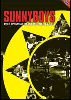 Sunnyboys - Live At Enmore Theatre 2012 (DVD - $20.00)