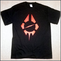 Radio Birdman - Just The Logo (T-Shirt - $25.00)